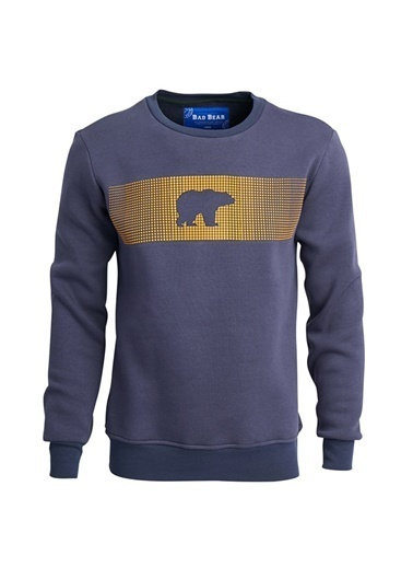 Bad Bear Sweatshirt Antrasit
